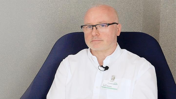Wywiad wideo z ekspertem w zakresie prewencji raka szyjki macicy